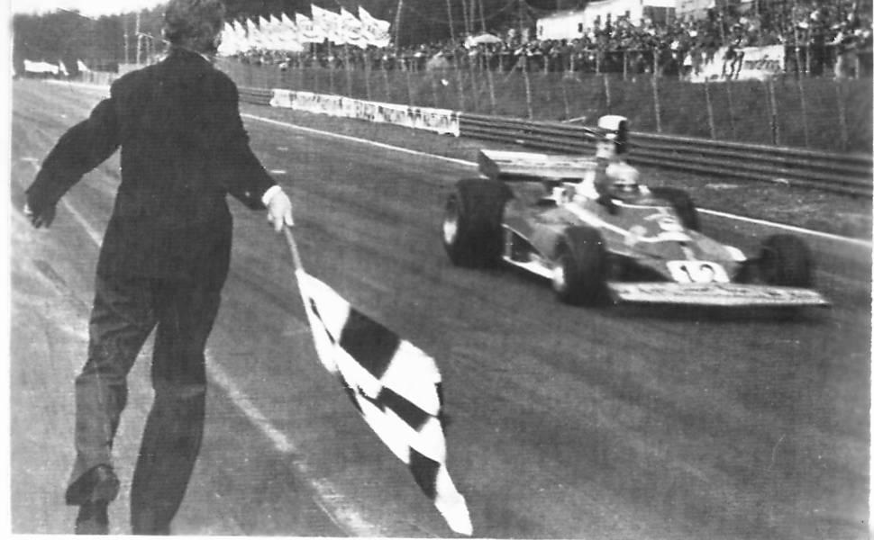 Histórico do GP da Bélgica