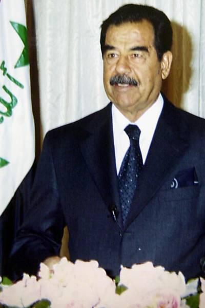 Guerra do Iraque - Personagens