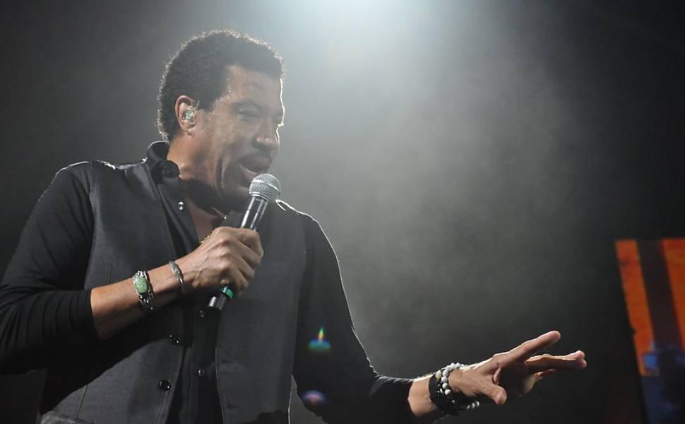 Lionel Richie em São Paulo