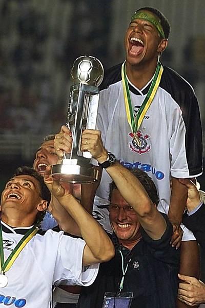 Corinthians no Mundial de 2000