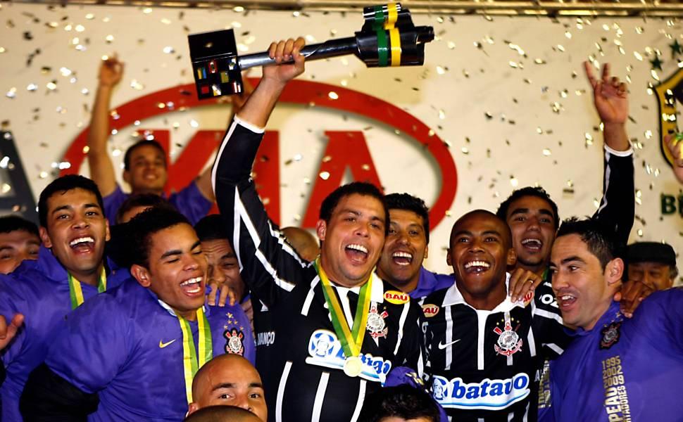Centenário do Corinthians - Era Ronaldo