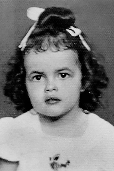 Dilma Rousseff - Infância