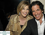 A supermodelo Linda Evangelista se separou de namorado bilionário, Peter Morton <a href=