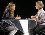 A atriz Luana Piovani disse em entrevista à Marília Gabriela que o ex-namorado, Dado Dolabella, sempre foi