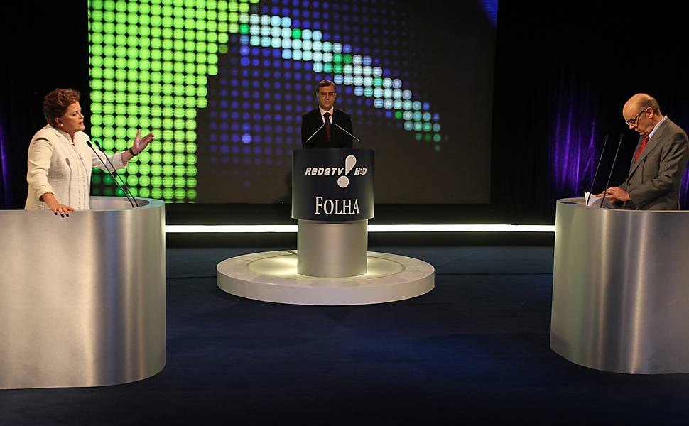 Debate dos presidenciáveis