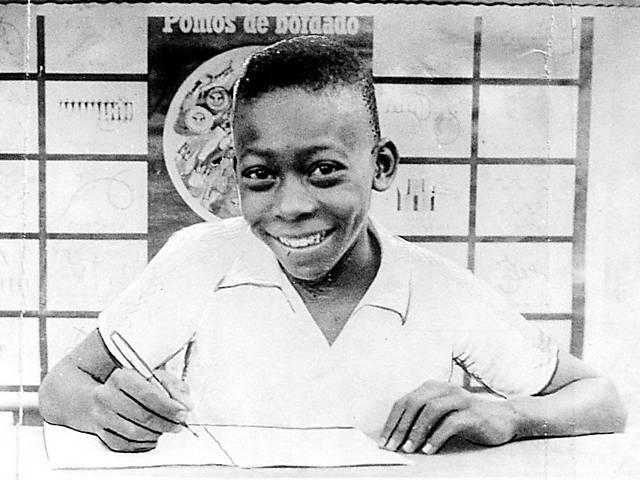 Pelé; da infância a Maradona