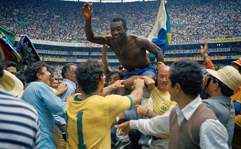 Pelé na seleção