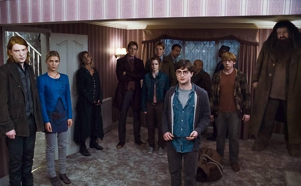 """""""Harry Potter e as Relíquias da Morte - Parte 1"""""""