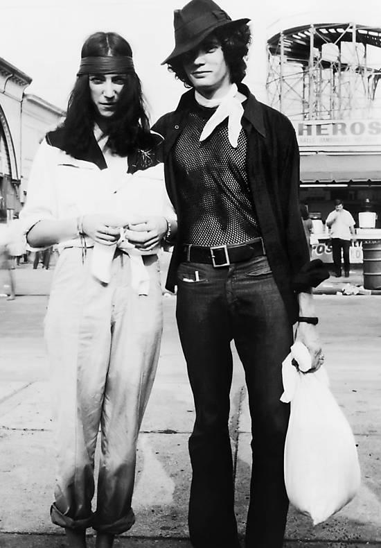 Patti Smith e Robert Mapplethorpe