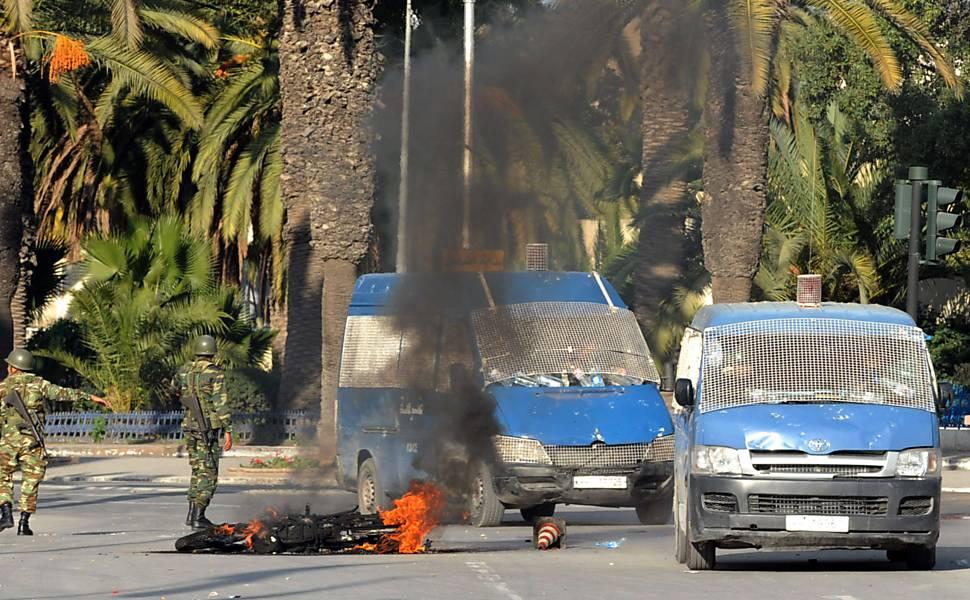 Primavera Árabe na Tunísia (2011)