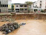 Temporais deixaram rastro de lama em bairros de Nova Friburgo Leia Mais