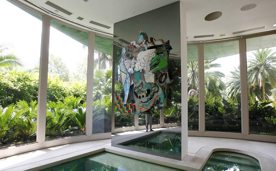 Casa do ex-banqueiro Edemar Cid Ferreira
