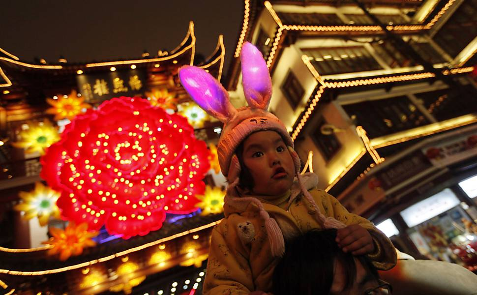 Festival das Lanternas Chinês