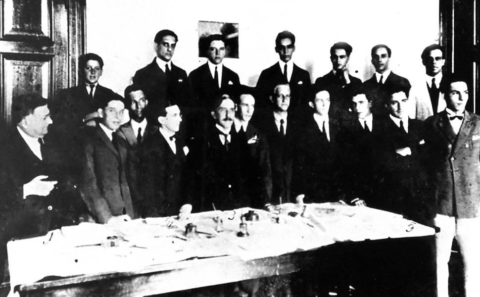 História do Grupo Folha