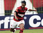 Thiago Neves e Ronaldinho (foto) marcam, e de virada Flamengo derrota o Olaria por 3 x 2 pela estreia da Taça Rio hoje <a href=
