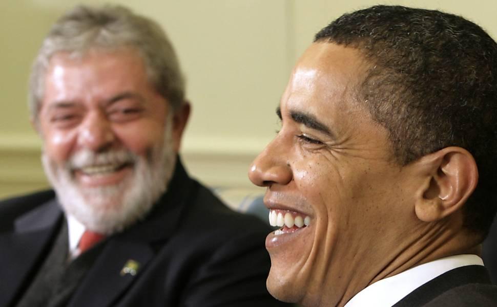 Obama e Lula