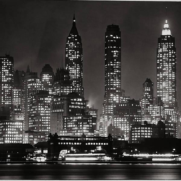 Exposição 'Nova York Anos 40'