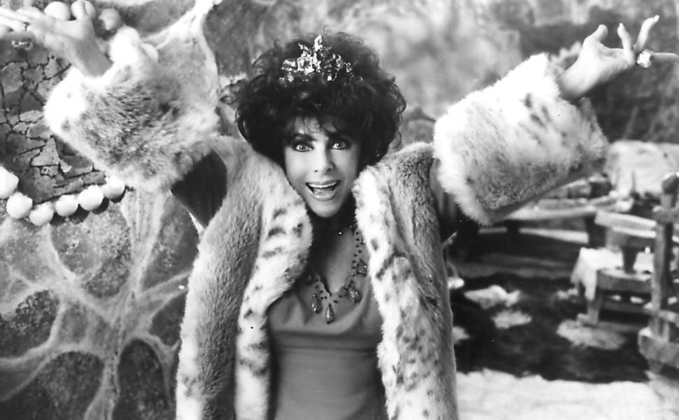 Elizabeth Taylor - Filmes