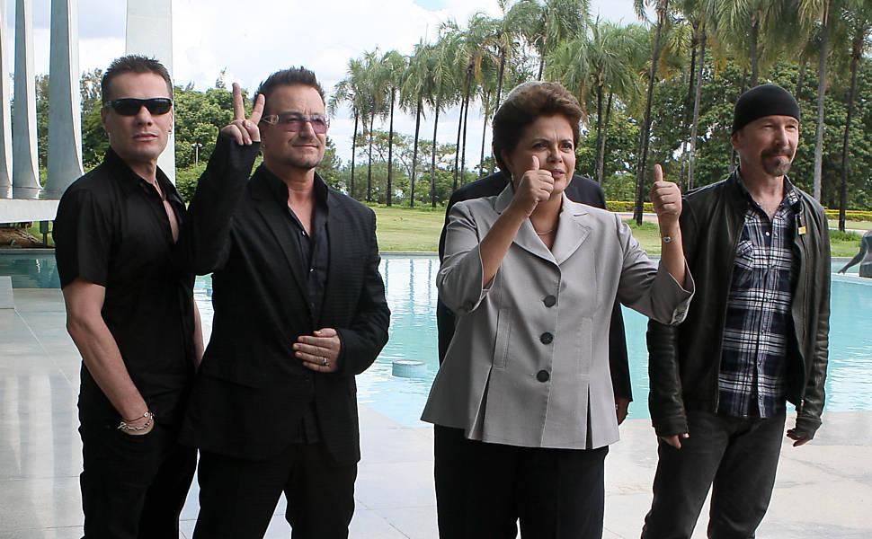 Dilma Rousseff - Encontros