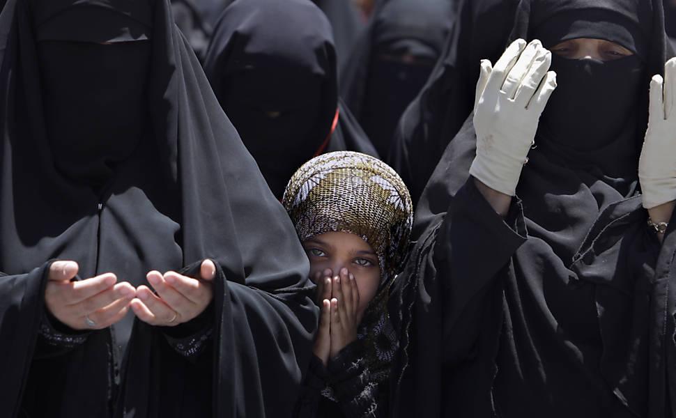 Protestos no Iêmen