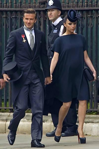 Convidados do casamento real