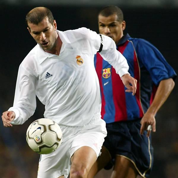 Real x Barcelona - o clássico espanhol
