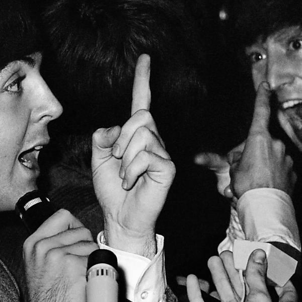 Primeiro show dos Beatles nos EUA