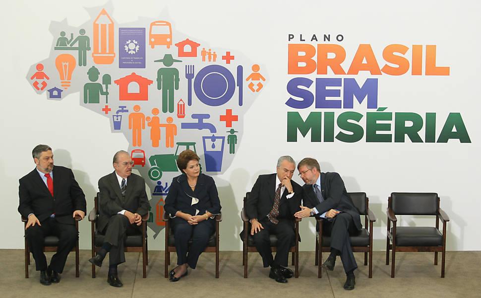Lançamento do programa Brasil Sem Miséria