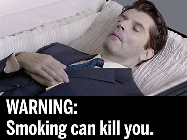 EUA lançam novas advertências contra efeitos nocivos do cigarro