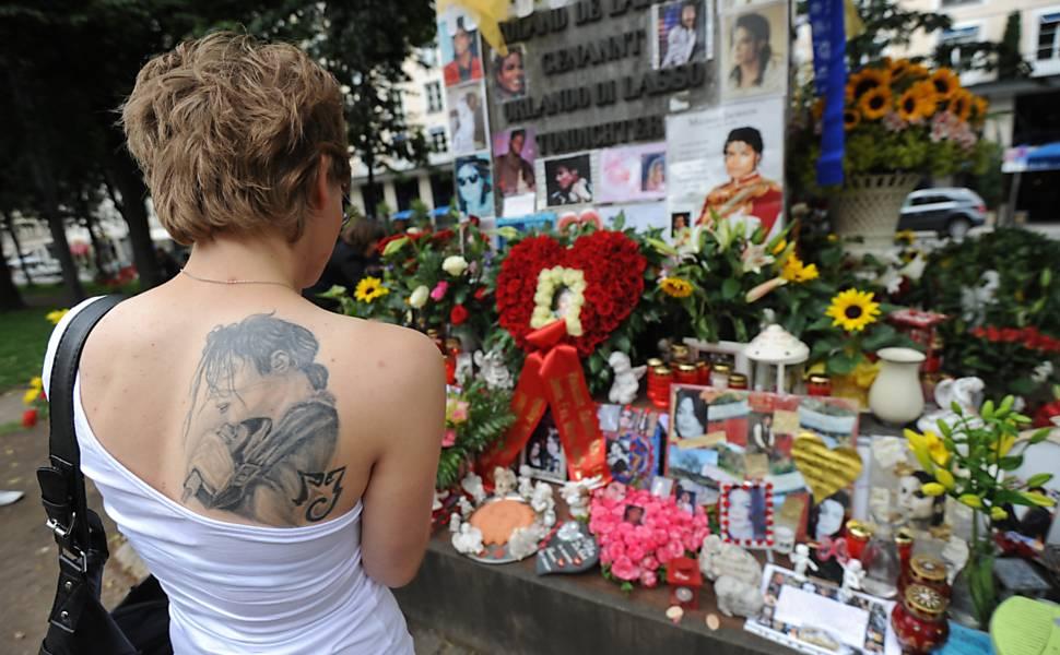 Homenagens a Michael Jackson