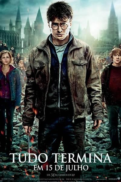 """""""Harry Potter e as Relíquias da Morte - Parte 2"""""""