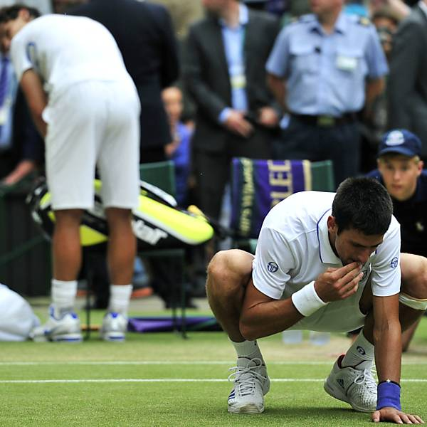 Wimbledon - final