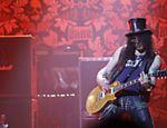 Slash toca no Golden Gods Awards, em Los Angeles (EUA) <a href=