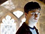 Harry Potter (Daniel Radcliffe) em