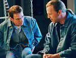 Ao lado de Bruce Willis, Thornton aparece em cena do filme