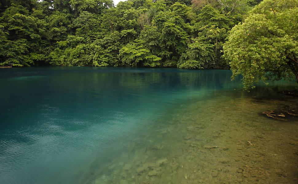 Lagoa Azul da Jamaica