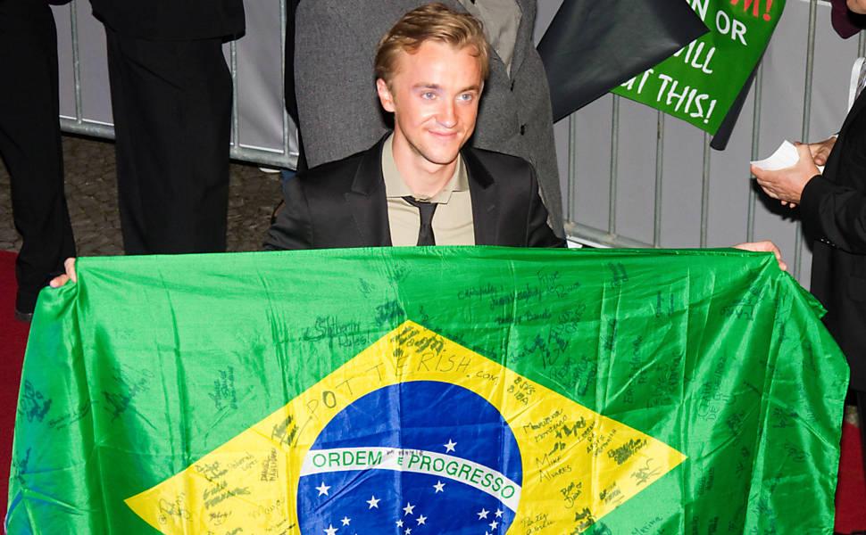 """Pré-estreia de """"Harry Potter"""" no Rio"""