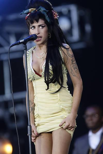 Amy Winehouse (1983-2011)