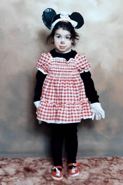 Amy Winehouse na infância