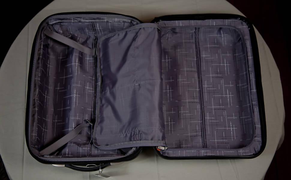 Como montar uma mala para três dias de viagem