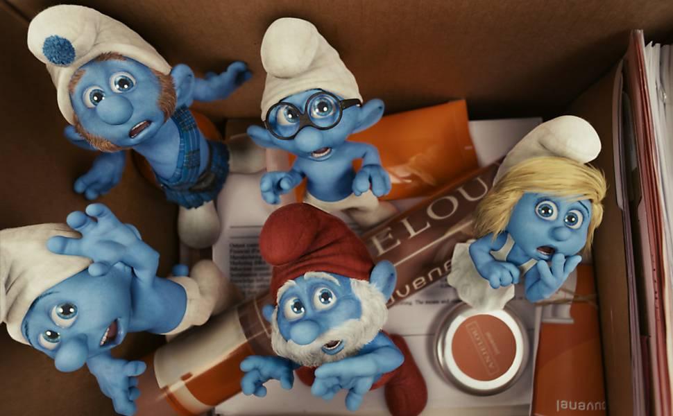 """""""Os Smurfs"""""""