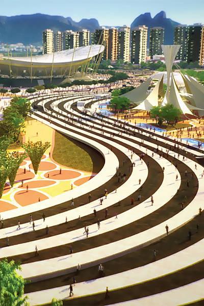Parque Olímpico do Rio 2016