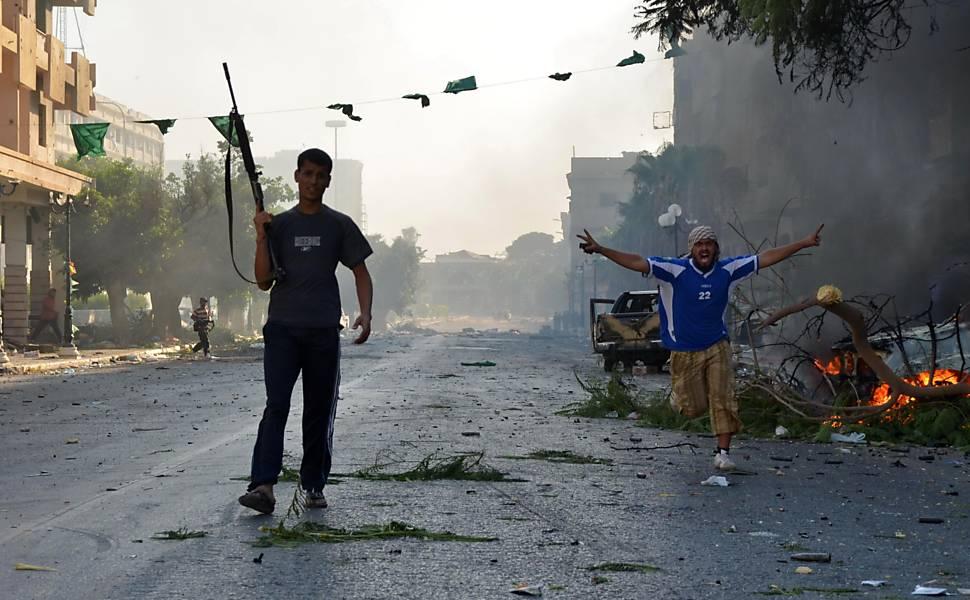 Conflitos na Líbia em 2011