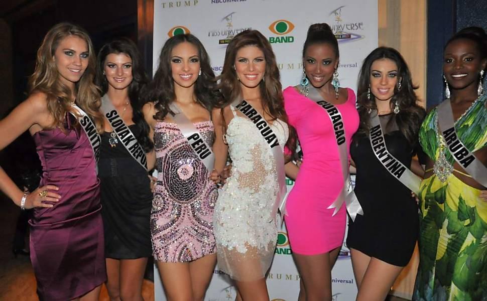 Concurso Miss Universo 2011