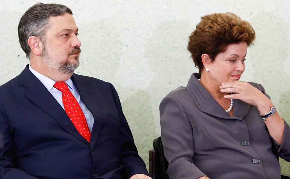 Os ministros de Dilma que já caíram