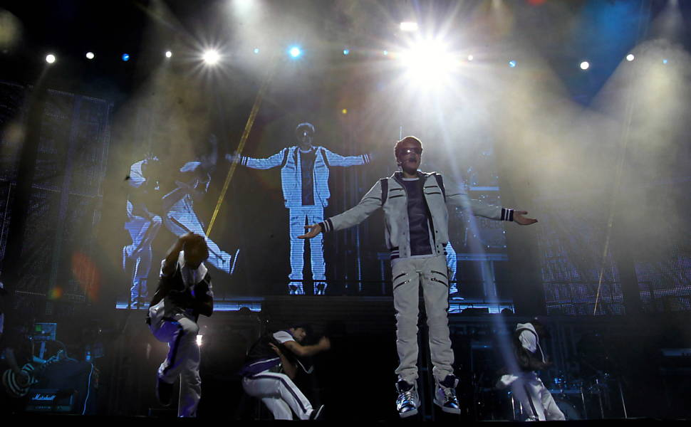 Show de Justin Bieber no Rio