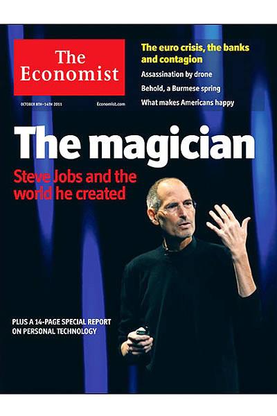 Repercussão da morte de Steve Jobs