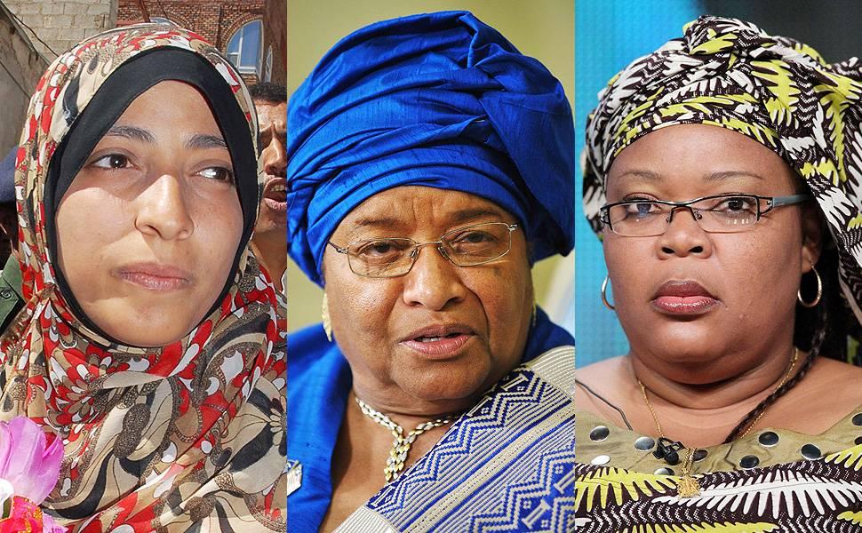 Nobel da Paz 2011
