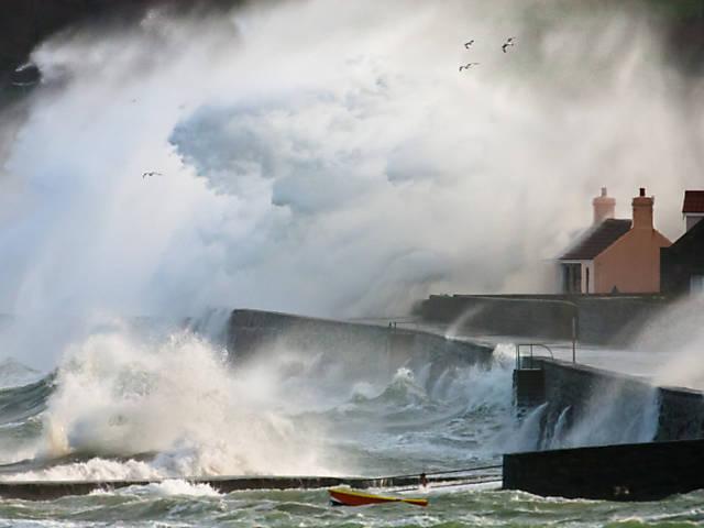 Imagem vence concurso britânico de fotos de paisagens