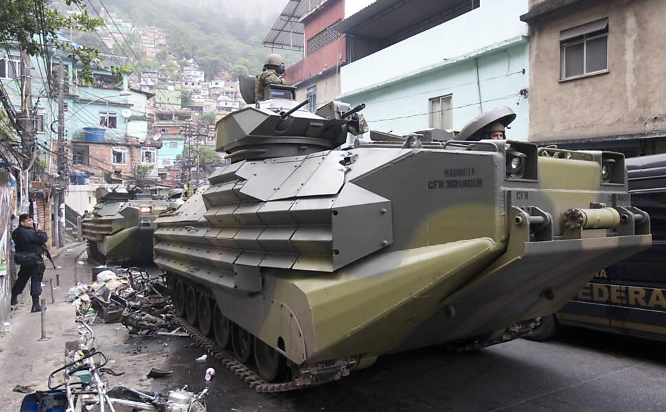 Ocupação Rocinha